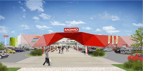 Новый ТЦ «МОМО» откроется в Минске 11 декабря