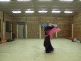Эсмиральда Дэль Диос. Трайбл. II Фестиваль Акро-йоги на Алтае 2016