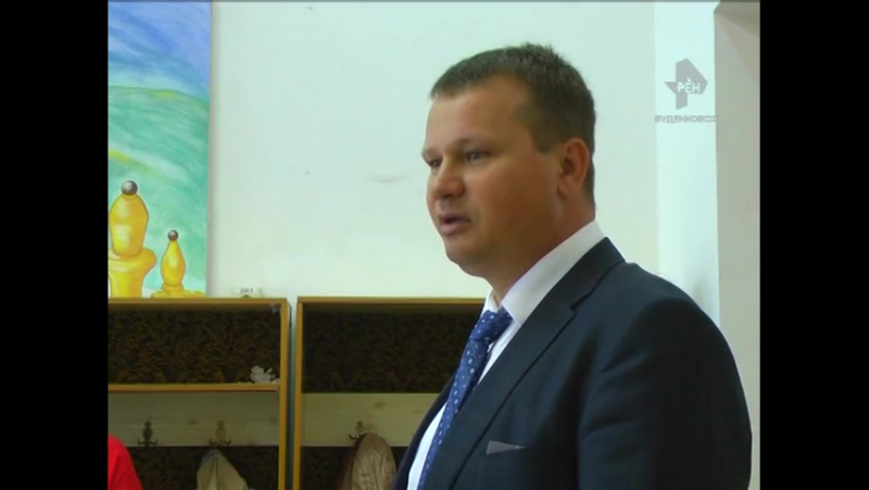 Час правовой грамотности для детей Будённовска провёл депутат городской Думы Иван Шихалев