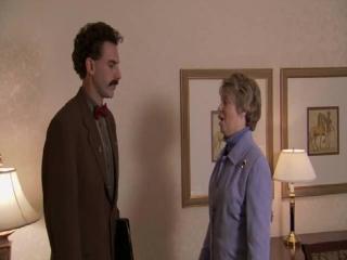 Борат (2006) супер комедия