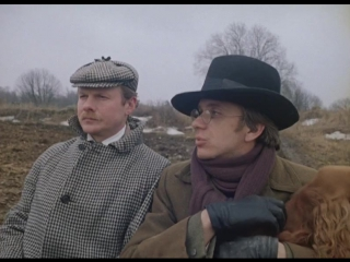 Приключения Шерлока Холмса и доктора Ватсона: Собака Баскервилей (2 часть)