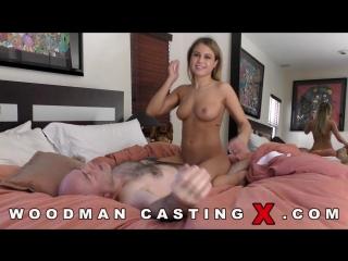 Woodman Casting X - Kendall Kayden