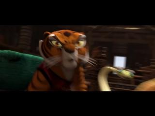 Кунг-фу Панда 2/Kung Fu Panda 2 (2011) Фрагмент №3