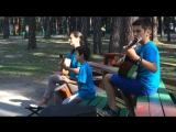 Марина Орлова и ученики