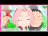 Naruto SD_ Funny Naruto  Sakura AMV - Bubble Pop