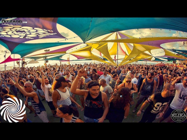 Astral Projection Full Live Set @ Klika Of Happiness Tel Aviv 2016