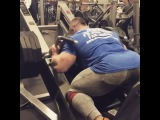 """Blackstone Labs on Instagram: """"#humpday special ?? a lot of times I like to superset with the way Im facing on the hack squat.  Say Im doing 6 plates per side with my…"""""""