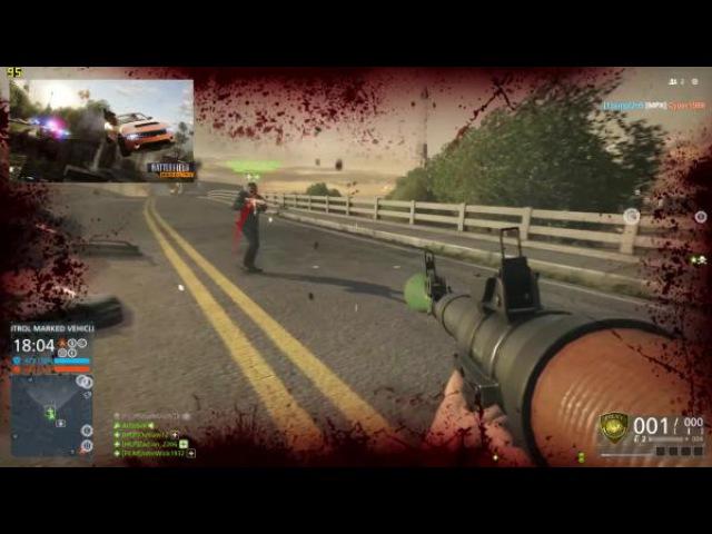 Battlefield: Hardline - нарезка моментов 4