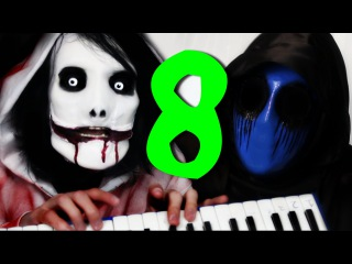 ASK JEFF THE KILLER AND EYELESS JACK (EPISODE 8)