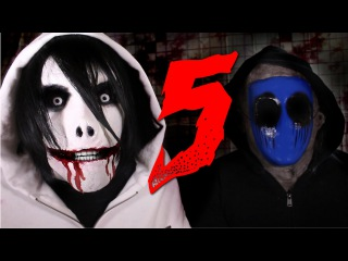 ASK JEFF THE KILLER AND EYELESS JACK (EPISODE 5)