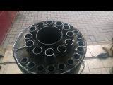 Котел Твердотопливный на 48 КВ Boiler 48 KB
