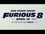 FURIOUS 8 Announces Production (2017) Vin Diesel Action Movie