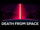 Death From Space Gamma-Ray Bursts Explained