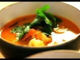 Как приготовить тайский суп том ям кунг - Основной инстинкт. Выпуск 7