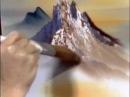 Боб Росс - Учимся рисовать великолепие гор (7 сезон)