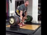"I Love Powerlifting on Instagram: ""Влад Алхазов тянет без экипировки с плинтов 430 кг. Чувствую, будет чертовски мощная тяга на помосте !"""