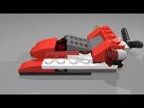 31013 1 Lego Creator Red Thunder