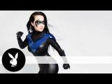 Watch Cosplayer Vampy Bit Me Dress Up as Nightwing, Psylocke and More