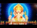 Om Gan Ganapataye Namah Chant (Ganesh Maha Mantra) - 108 Times