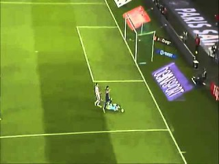 Волшебно закрученный мяч с линии от Thiago Silva КРАСОТА ФУТБОЛА!