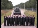 Проверка тормозов Танка Leopard 6 sec