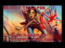 MASHUP - Beat It, Trooper! [Iron Maiden vs. Michael Jackson]