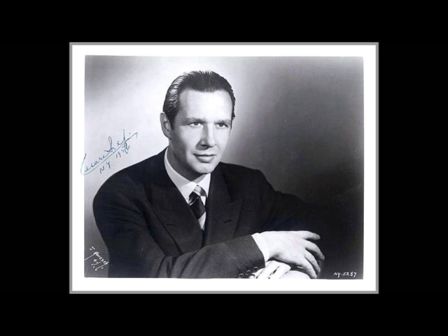 Basso CESARE SIEPI - I vespri Siciliani - O tu Palermo (Live 1956)