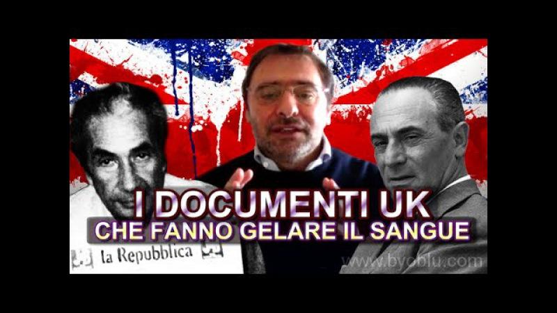 I DOCUMENTI UK CHE FANNO GELARE IL SANGUE - Da Enrico Mattei a Aldo Moro