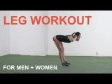 Leg Home Workout for Men and Women leg home workout for men and women