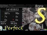 Jetfire | Meiko Nakamura - Dispel [Insane] | 99.21% FC | Replay