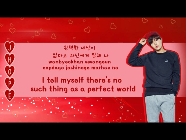 BTS (방탄소년단) Young Forever (Color Coded HangulRomEng Lyrics)