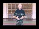 Александр Кистень - ножевой бой (съемка в Военном институте)