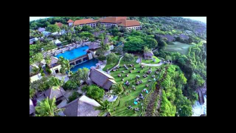 AYANA Resort and Spa Bali Aerial View
