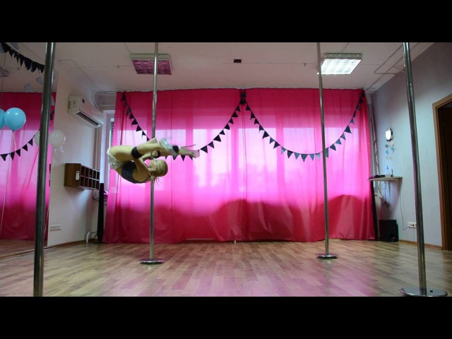 Pole dance art / Twerk - Tanya Gam - 2016