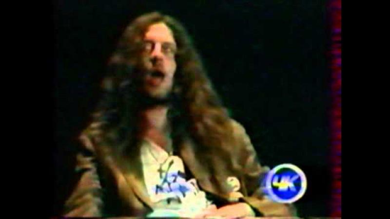 Inokentijs Mārpls - intervija un dziesma - Draugi (1989)
