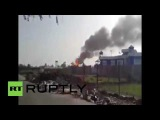 Iraq: IS suicide bombers destroy cooking gas storage units in Baghdad