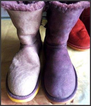 Фарбування та реставрація взуття b1dd0958139ba