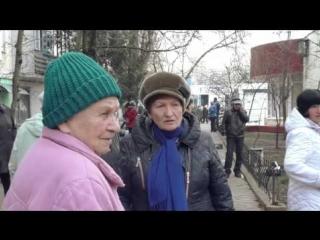 СтопХам Крым и РСМ - стихийная торговля в Симферополе, рейд администрацией города