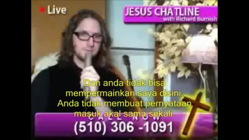 Penelpon Muslim Yang Membuat Pendeta Kristen Bingung