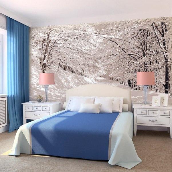Tapeten Design Ideen Schlafzimmer