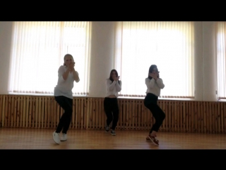 AOA - Like a cat (cover by ZZ TOWN) VK