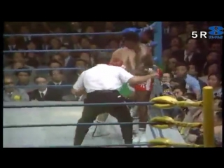 1974-10-26 Antonio Cervantes vs Shinichi Kadota (WBA World super lightweight title)