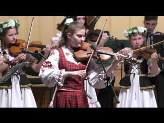 Образцовый оркестр народной музыки