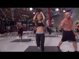 Майк Дольче - Боевой фитнес - 09. Ряд кардио кросса / Mike Dolce - UFC Fit - 09. Cardio Cross Train