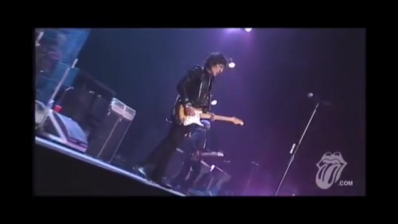 The Rolling Stones 2006 Start Me Up (Live in China) OFFICIAL