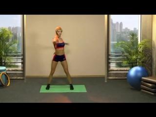 Фитнес Тренировки Дома Для Девушек Полный Курс