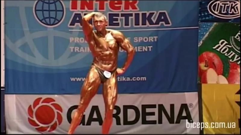 Шабельный Сергей. Чемпионат Украины 2009