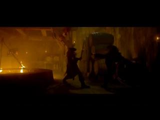 Пираты Карибского моря На странных берегах/Pirates of the Caribbean: On Stranger Tides (2011) ТВ-ролик №3