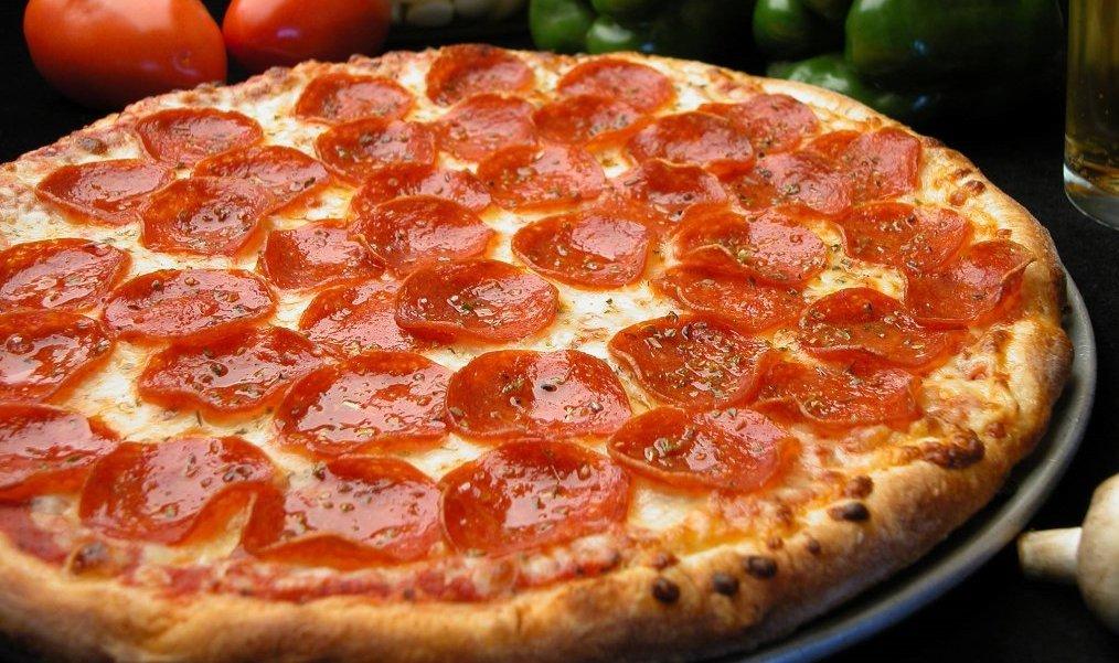 нью-йоркая пицца
