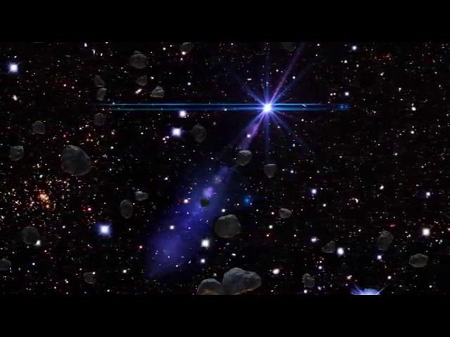 Футаж Космос
